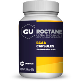 GU Energy Roctane BCAA Amino Acid Capsules 60 Pieces